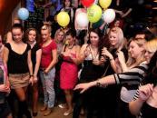 Rozlučkový večírek se striptýzem, striptér Alex